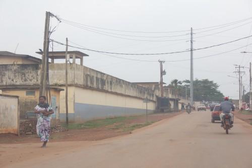 Prison centrale de Yaoundé, Thomas Châtelet, 2013